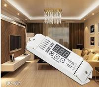 BC-831-CC PWM DMX512 decoder One Channel DMX Controller DC12V-24V constant current PWM DMX decoder