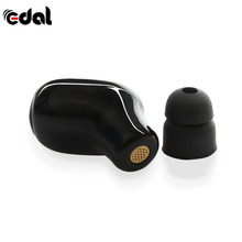 Discount! Waterproof Wireless Mini Earphone Bluetooth V4.2 with Mic for Universal Phones Swimming