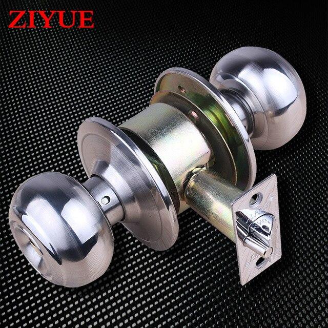 free shipping mechanical locks door locks interior ball door locks