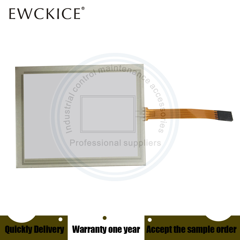 NEW R8589-45 HMI PLC touch screen panel membrane touchscreen Industrial control maintenance accessories touchscreen r8064 45 b touch panel new offer