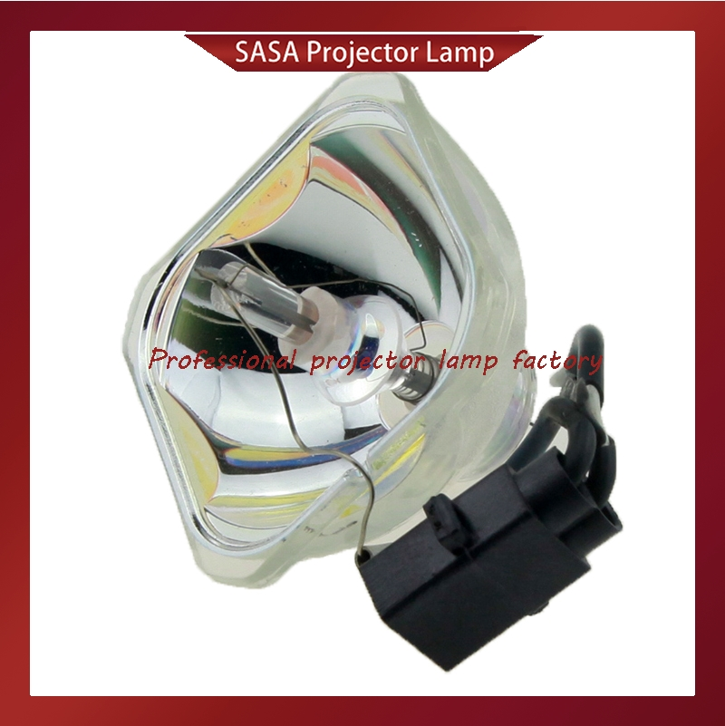 Replacement Projector Bare Lamp ELPLP33 / V13H010L33 for EPSON EMP-TW20 / EMP-TWD1 / EMP-S3 / EMP-TWD3 / EMP-TW20H / EMP-S3L ETC elplp42 v13h010l42 replacement projector bare lamp for epson emp 83 emp 822h emp 822 emp 400 emp 280 h330b