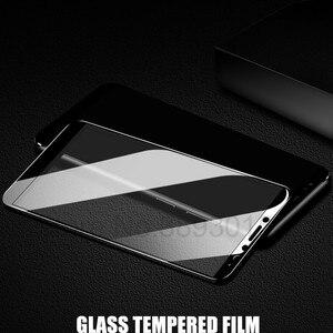 Image 4 - 3D Volle abdeckung Gehärtetem Glas Für Xiaomi Redmi Hinweis 5 Pro Screen Protector Für Redmi Hinweis 5 Globale Version sicherheit schutz Film