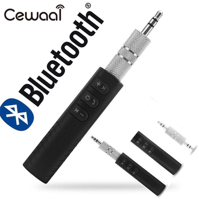 Unterhaltungselektronik Funkadapter WohltäTig Cewaal Revers Design Wireless Bluetooth Aux Audio Receiver Stereo 3,5mm Jack Für Lautsprecher Kopfhörer Car Kit Ausgezeichnet Im Kisseneffekt