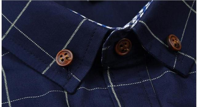 Button Down Casual Men's Shirt (Slim Fit)
