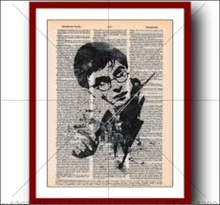 Needlwork Diamond Embroidery 5D DIY Painting Cross Stitch Harry Potter Crystal Full Set Decorative