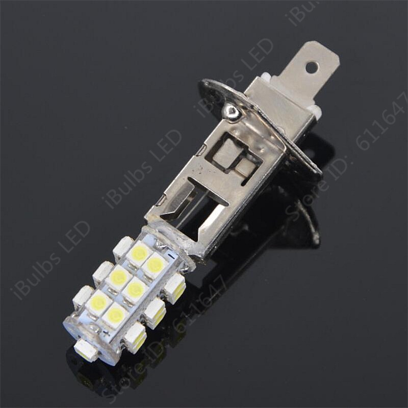 2x Dodge Avenger Bright Xenon White Superlux LED Number Plate Light Bulbs