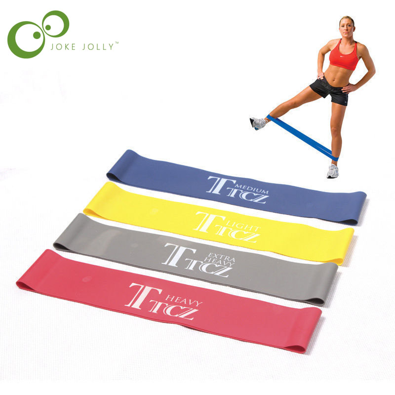 Honesty 4 Levels Fitness Equipment Cross Fit Loop Pull Up Fitness Yoga Resistance Bands Rubber Expander Band Pounds Training Body Yyy