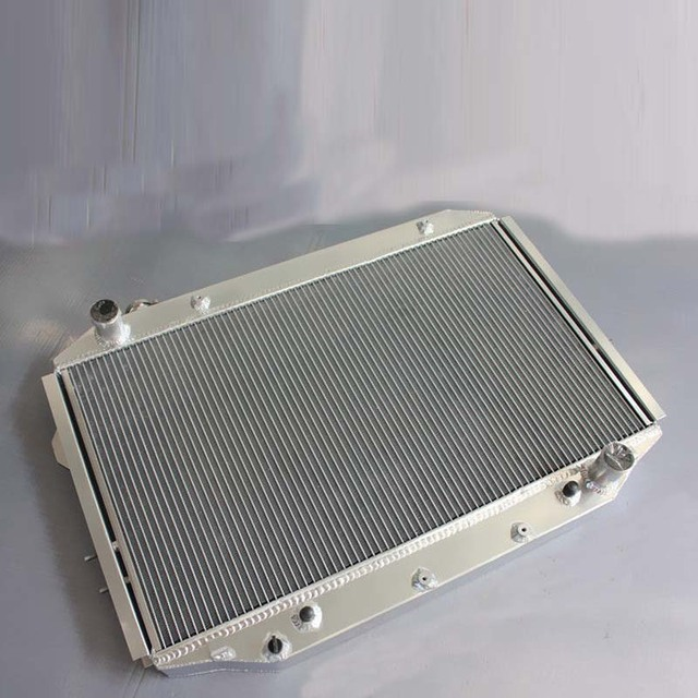 US $320 0 |ALUMINUM RADIATOR For TOYOTA LAND CRUISER HDJ80/HZJ80 1HZ/1HD  4 2L DIESEL A/T 90 97-in Radiators & Parts from Automobiles & Motorcycles  on