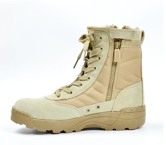 Nova América Botas Tático Botas de Deserto Ao Ar Livre Botas de Caminhada dos homens Do Esporte Do Exército Militar Entusiastas Marinhos Masculino Sapatos de Combate