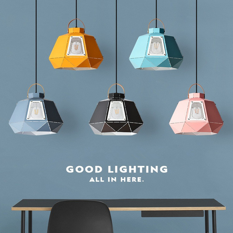 Nordic Postmodern Simple Restaurant Chandelies Personality Cafe Lamp Retro Internet Cafes Lamp Bar Lamp Study Lamp Free Shipping 20 pcs lot 2sa817 y a817 y 2sa817 to 92