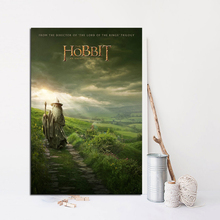 The Hobbit: An Unexpected Journey Poster Canvas Painting Prints Bedroom Home Decor Modern Wall HD Art Painting Posters Framework candace camp an unexpected pleasure