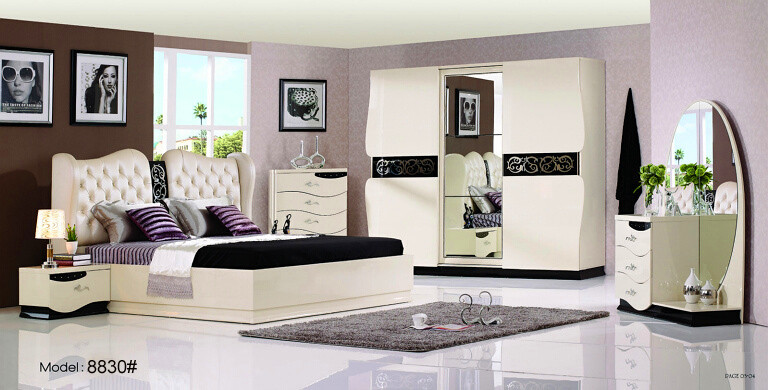 Nightstand Moveis Para Quarto 2016 Special Offer Time-limited Wooden Luxury Bedroom Furniture Modern <font><b>Bed</b></font> Room Set Sets
