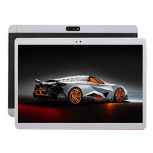 FULCOL 10 inch Octa Core Android 4.4 Tablet PC 4GB RAM 64GB ROM Bluetooth 3G Phone Call Dual SIM Cards Phablet 10 10.1+ Gifts
