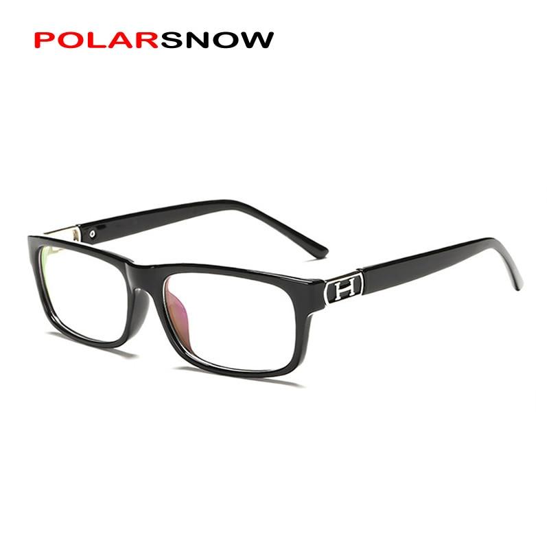 POLARSNOW Fashion Glasses Frames Light Optical Eye Glasses ...