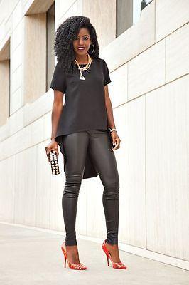 Plus Size women summer shirt Fashion Womens Loose Chiffon Tops Short Sleeve shirts Casual Blouse 4