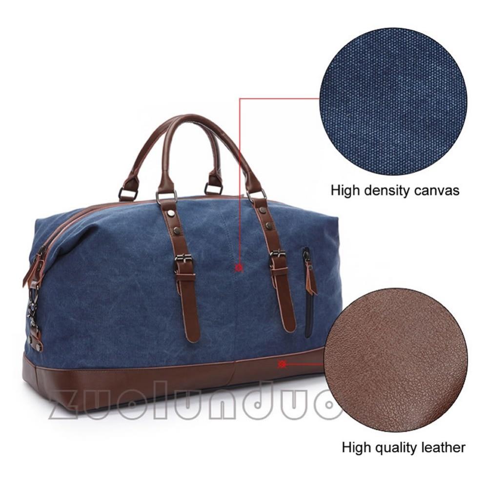 viagem grande capacidade de bolsaagem Function 2 : Men Weekend Travel Bags
