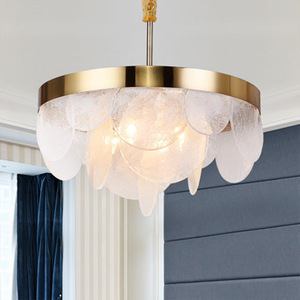 Image 3 - Nordic Aplomb Pendant Lights Modern Led Pendant Lamps White Hanglamp Aluminum luminaria for living room kitchen light fixtures