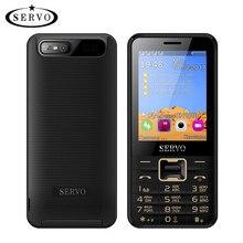 Quad Sim сотовый телефон Quad Band 2,8 дюймов 4 sim-карт 4 ожидания телефон Bluetooth фонарик MP3 MP4 GPRS русский язык клавиатуры