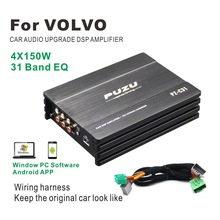 Dsp-Amplifier Signal-Processor Car-Audio Digital Audio-Upgrade-System for Volvo
