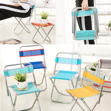 Picnic Chair Party Camping Fishing Stool Can Foldable Stainl