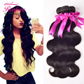 Realove hair products malaysian body wave 4 bundles 100% Human Hair Soft malaysian virgin hair body wave remy human hair weave