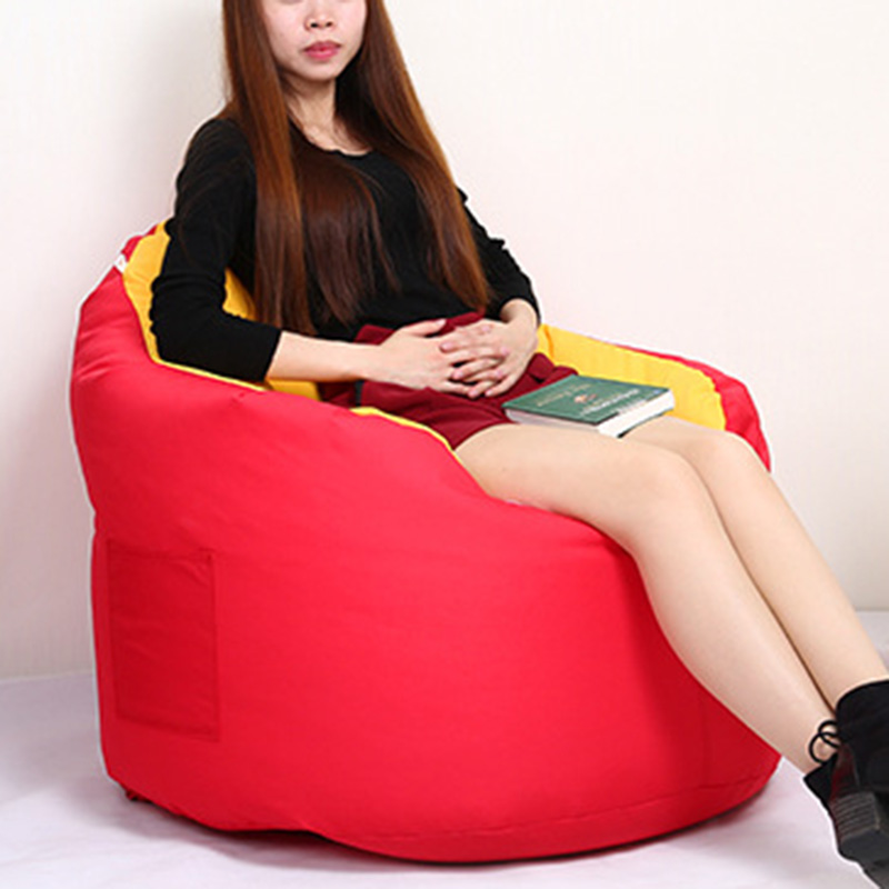 Bean Bag Chair Sofas Seat Comfortable Living Room Corner Bean Bag Sofas Bed Lazy Sofa Chair Puff Para Sofa Furniture ...