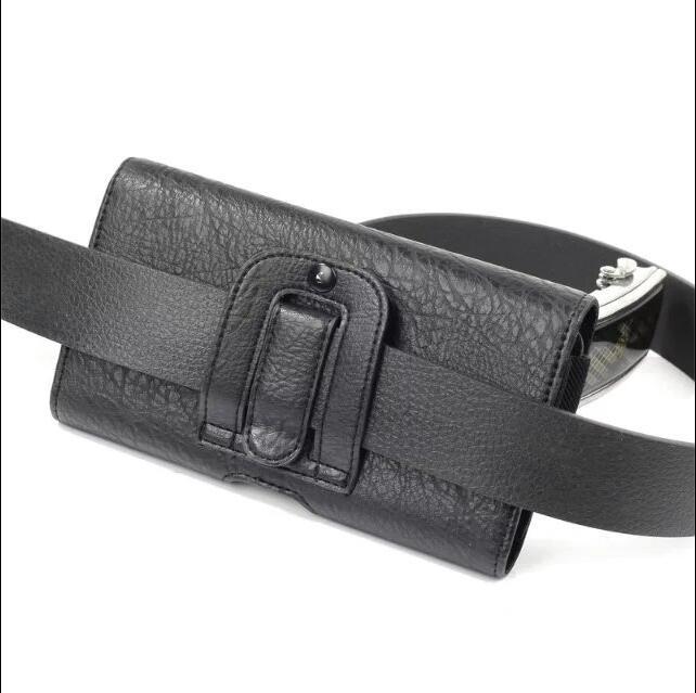 Uniwersalna torba na telefon w stylu vintage z zaczepem na pasek dla - Części i akcesoria do telefonów komórkowych i smartfonów - Zdjęcie 5