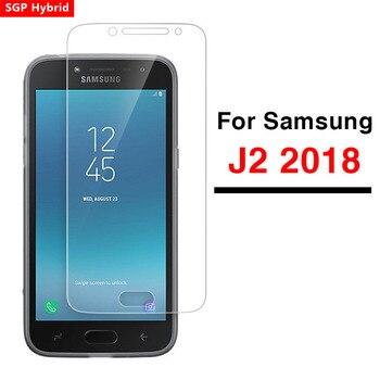 Écran En Verre trempé Pour Samsung Galaxy J2 2018 Verre Protecteur