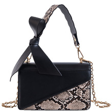 Snake Women Bag PU Leather Shoulder Bags Fashion Female Luxury handbags women bags Famous Brand Designer Crossbody Bag Totes цена в Москве и Питере