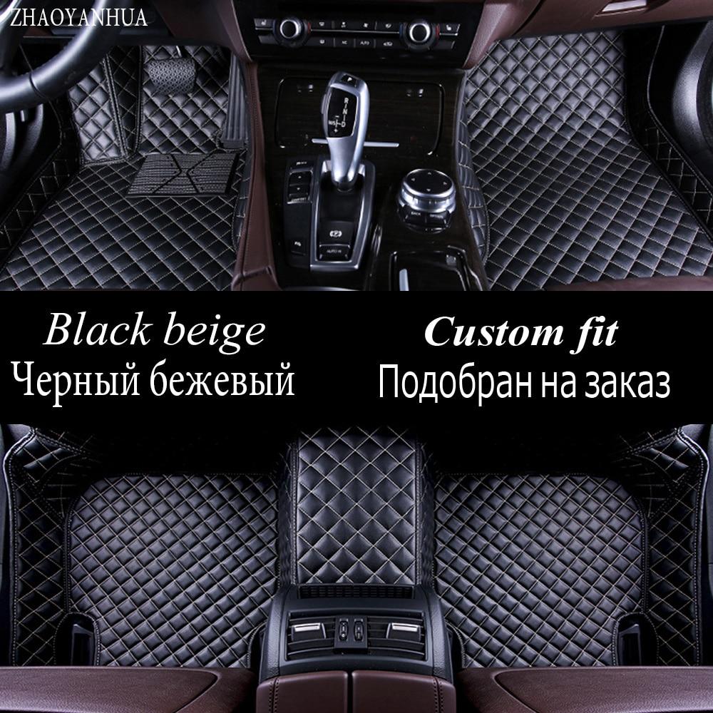 Aliexpress.com : Buy ZHAOYANHUA Car Floor Mats For Audi Q7