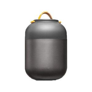 Image 3 - Caixa de Almoço quente kid Babys Talheres Sopa Panela Panela de Cozido Isolamento Chaleira Portátil Tigela de Aço Inoxidável Recipiente de Alimento do Vácuo