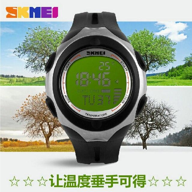 Паника покупке 2016 водонепроницаемая цифровая часы Спортивные LED Мода Подарок Электроники Наручные Часы Мальчики Девочки Студенты Молодых