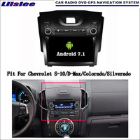 Android 7 1 2G RAM For Chevrolet S 10 D Max Car Radio Audio Video Multimedia