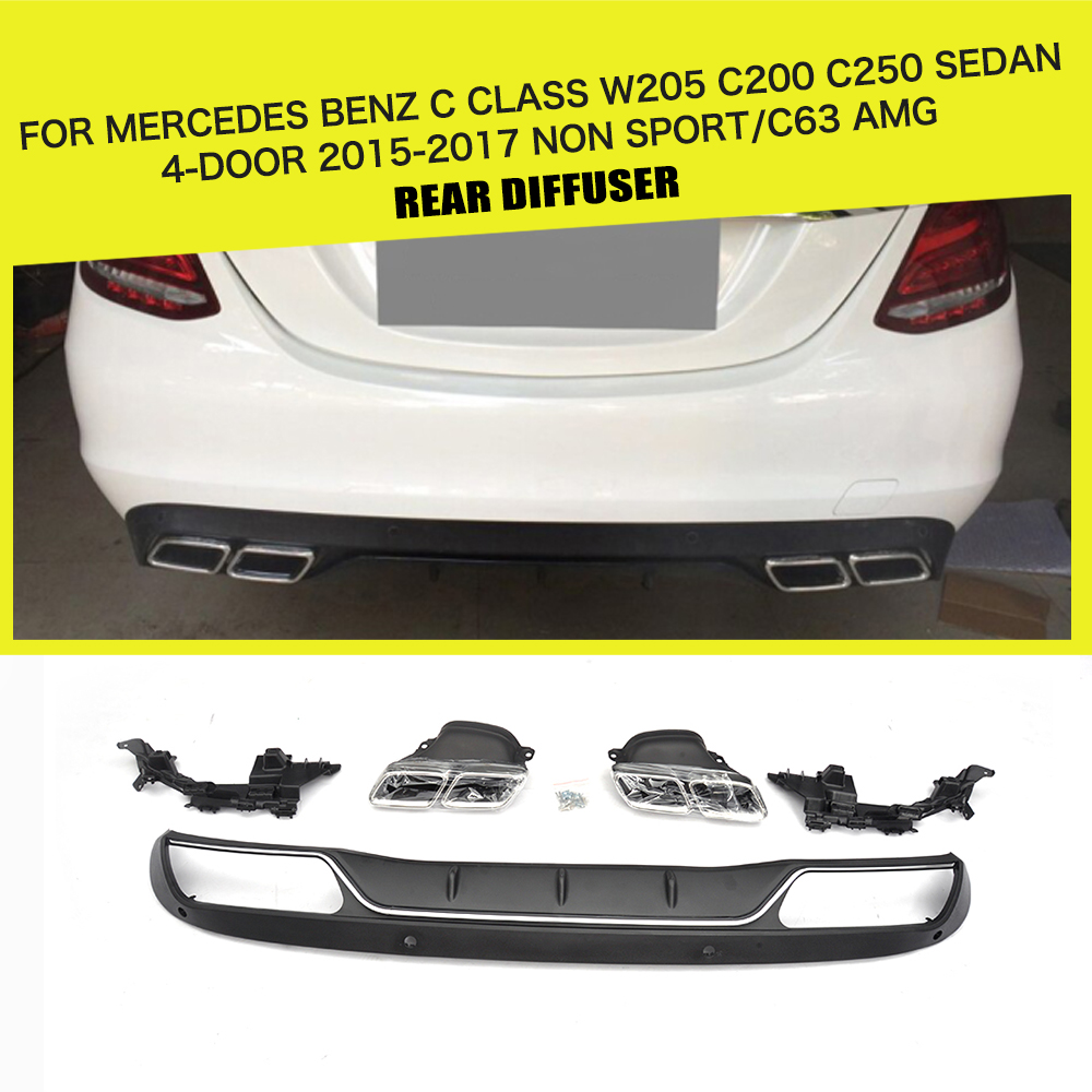 Worldwide delivery c63 amg exhaust in Adapter Of NaBaRa