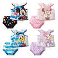 2 sets Baby Training Pants Shorts Sets Newborn Washable Diaper Infant Waterproof Swimming Diapers Toddler Sleepwear Underwear