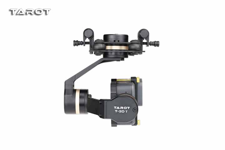 Tarot 3D V Metal TL3T05 3 axis PTZ Gimbal Camera Stablizer for GOPRO Action Camera FPV Drone Spare Parts - 3