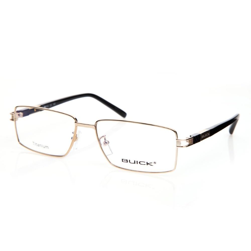 b890bbb39870ae 2018 Merk Designer Mannen Optische Brillen Frames Pure Titanium Progressive  Computer Brillen Frames Voor Recept Lenzen