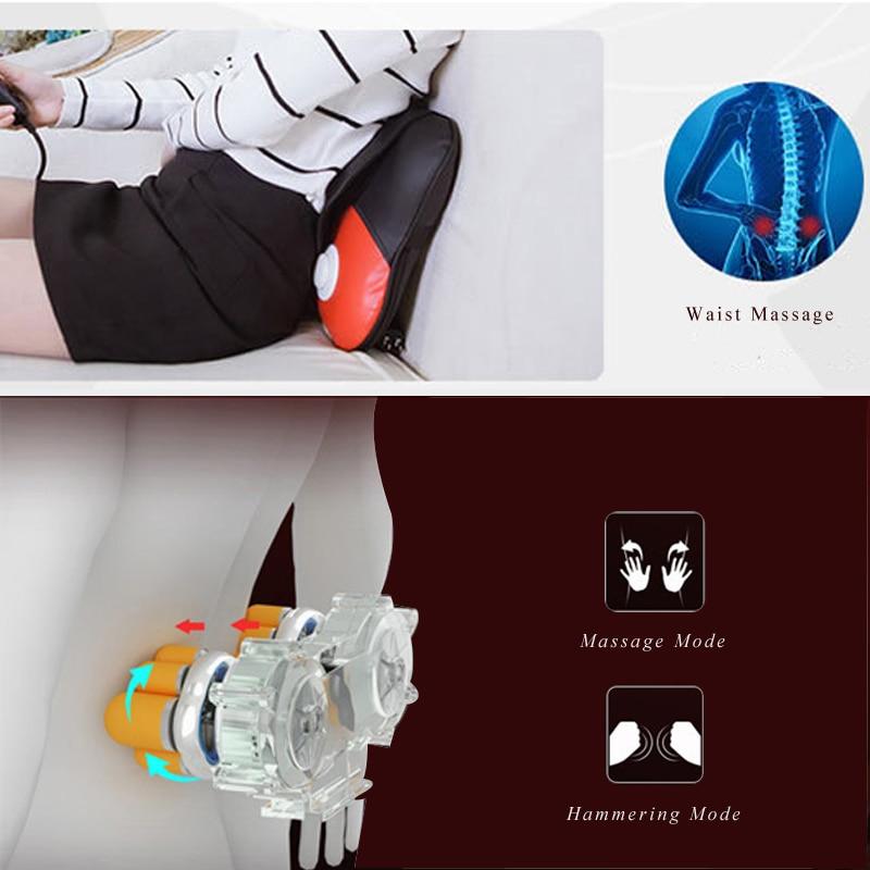 Almofada de Massagem Roller Vamsluna Shiatsu Roller Vamsluna