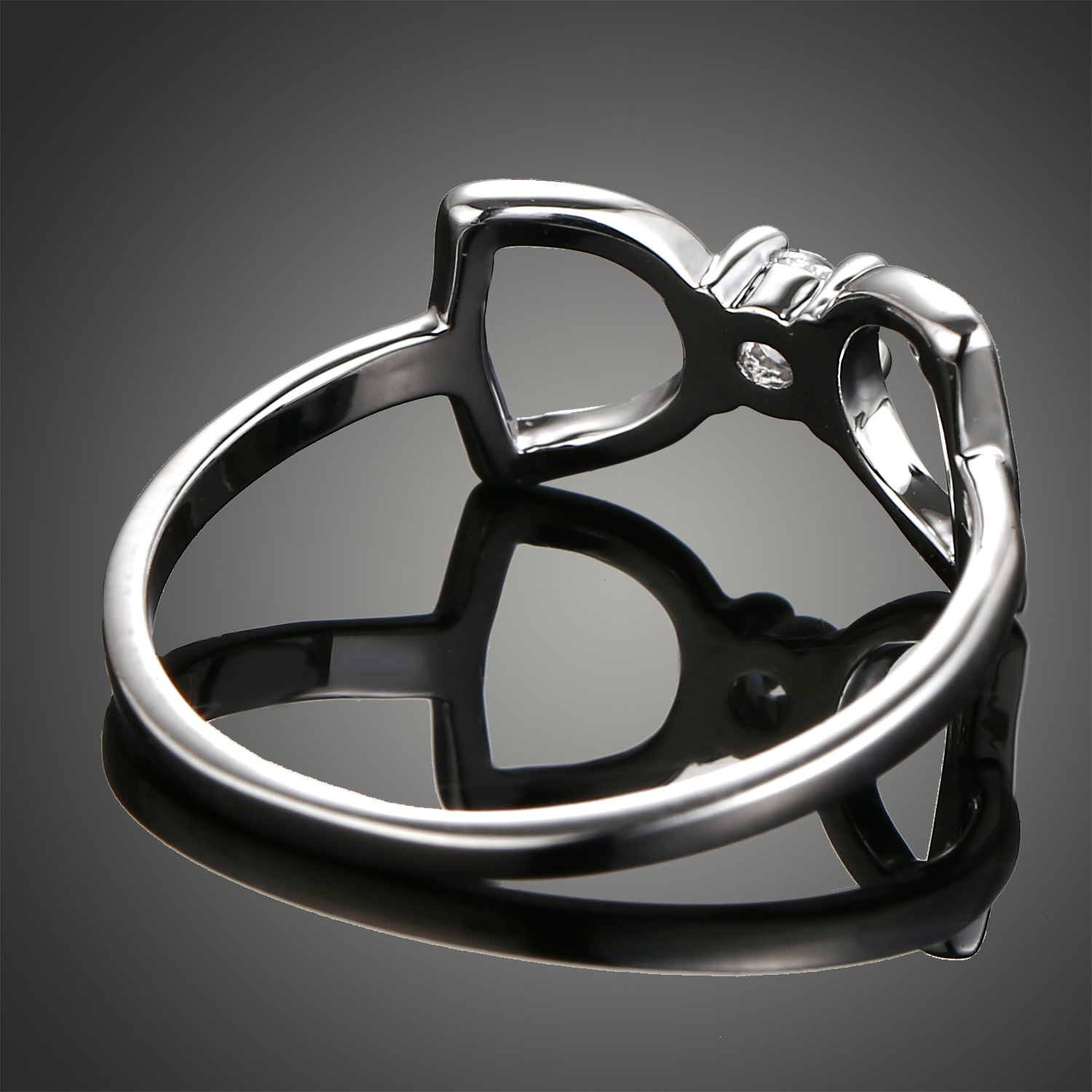 band s valentine wedding couples him gifts for pin engagement gold ring korean promise gift rings