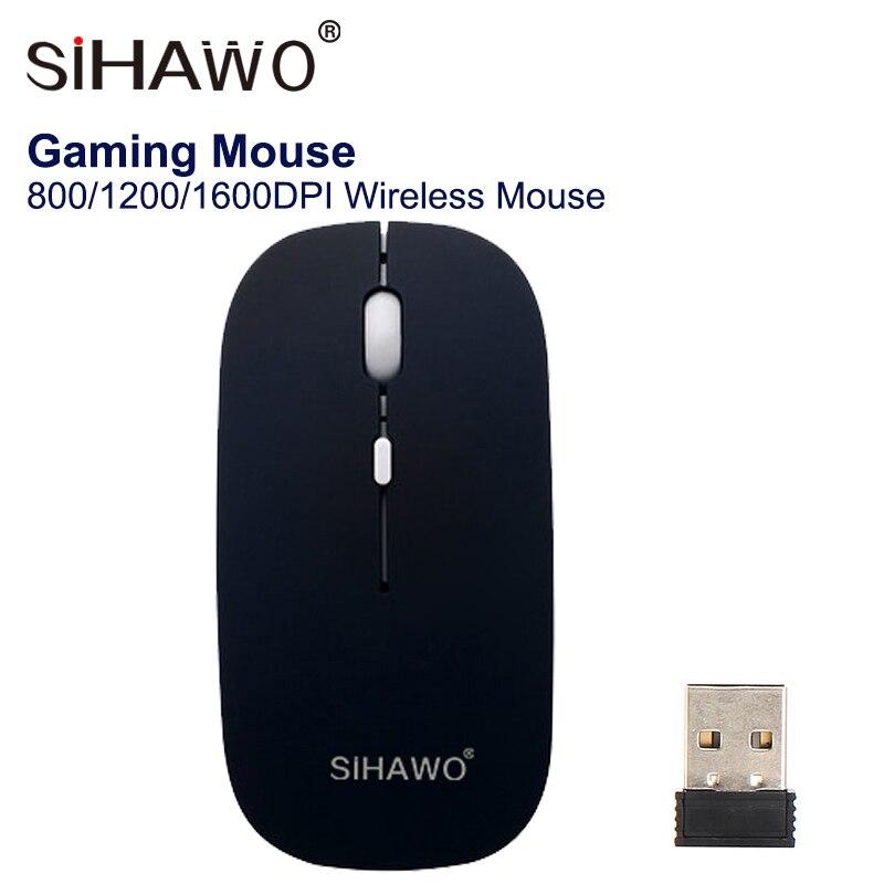 Bluetooth 4.0 2.4G souris silencieuse USB double Mode 1600 dpi souris optique Mode Mini 400 mAh périphériques d'ordinateur