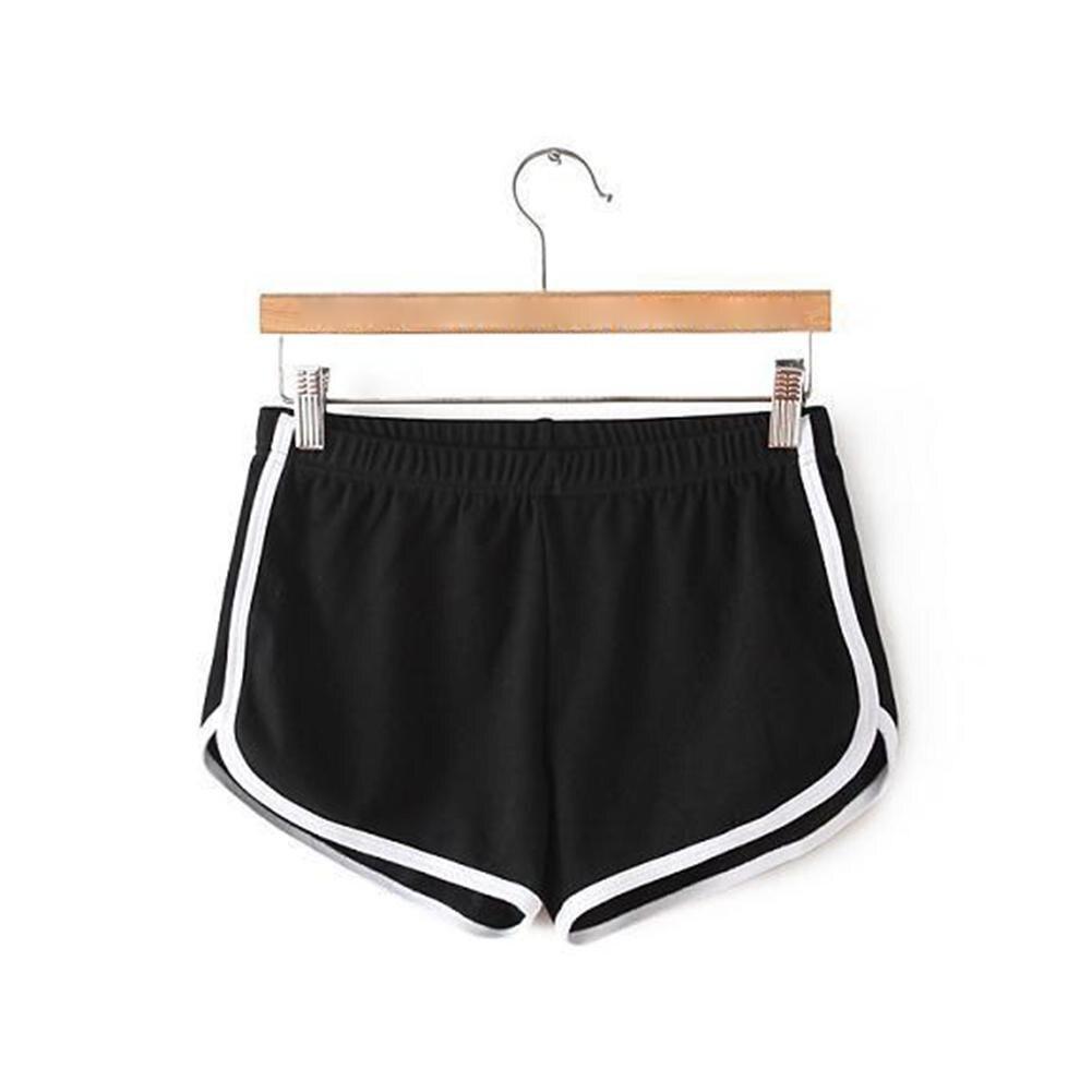 Hot Sale Women Summer   Shorts   Split Elastic Waist   Short   Loose European Style Beach Sexy Home   Short   Women's Fitness   Shorts