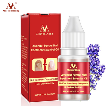 Tratamiento eficaz de hongos en las uñas de 10ml, reparación antihongos en las uñas, aceite esencial de lavanda, tratamiento de onicomicosis líquida para el cuidado de las uñas