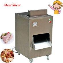 380V/220V Practical Food Processor Restaurant Meat Cutting Machine Chicken Slicer QC
