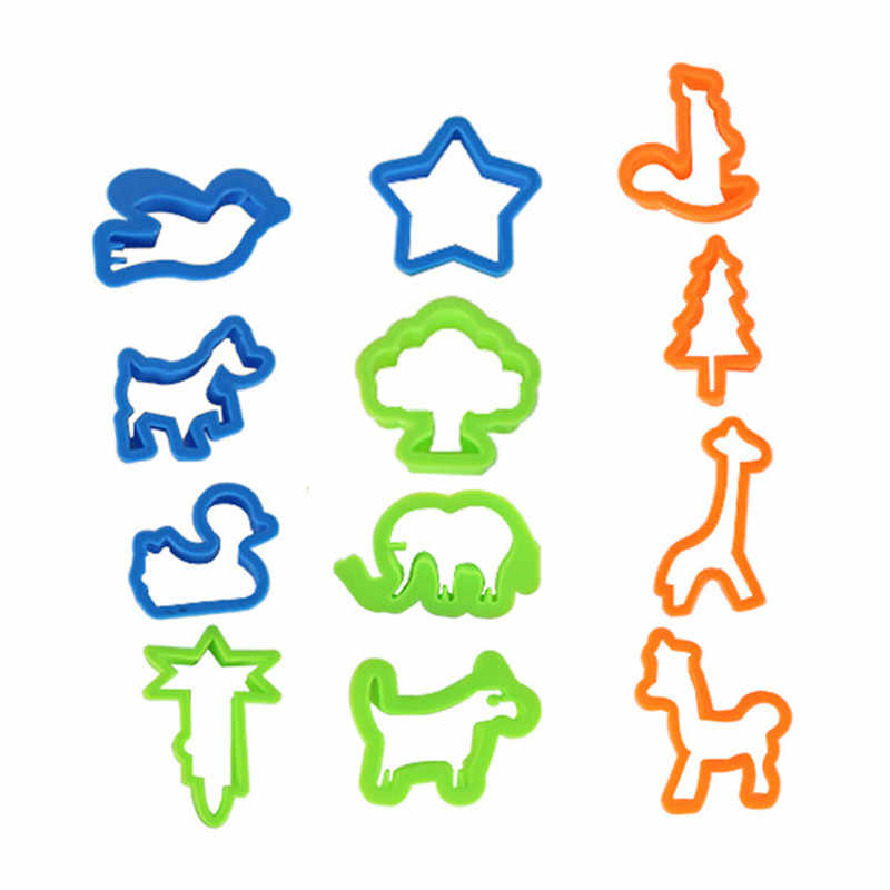 23pcs Plastic Play Dough Tools Set Toy Educational Plasticine Mold Modeling Clay Kit New Hot Sale  Slime Toys For Children