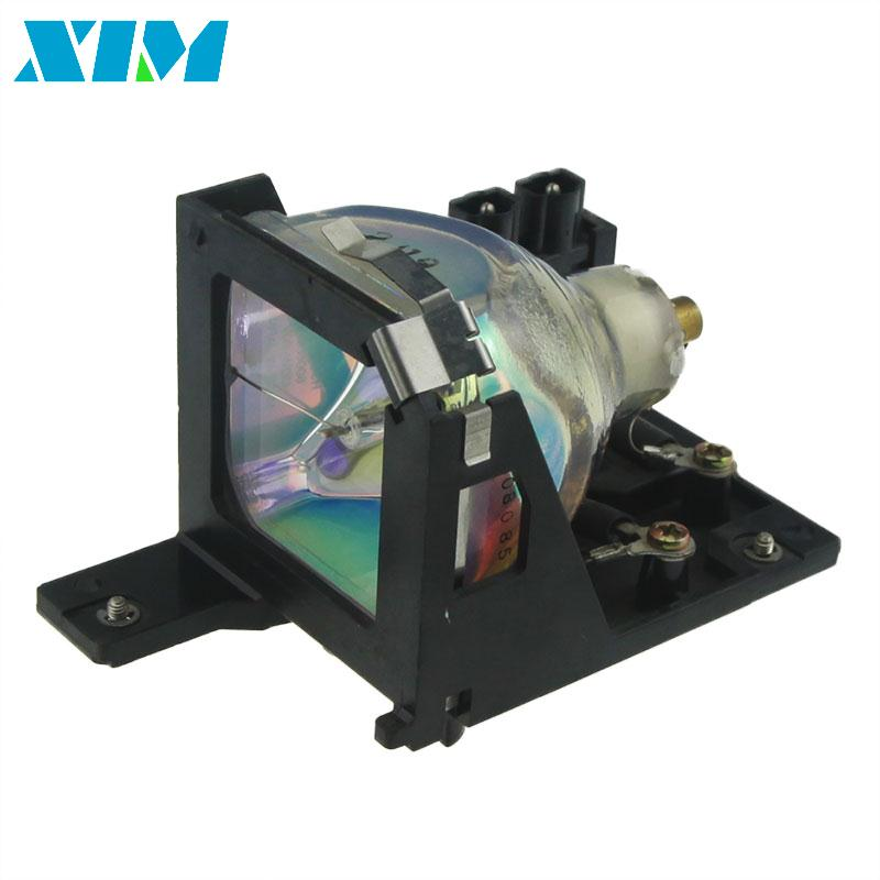ELPLP19 Compatible Projector Lamp with Housing for V13H010L19 EPSON PowerLite 30c EMP 52 EMP 52C Projectors