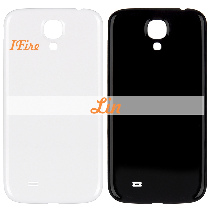10pcs Catteny S4 For Samsung Galaxy S4 I9500 I9505 Back Cover Case S4 Battery Back Cover Door Housing Rear Cover Free Russian