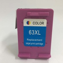 Vilaxh 63xl color compatible for hp 63 ink cartridge replace Deskjet 1110 1112 2130 2131 2132 3630 3631 4520 3830