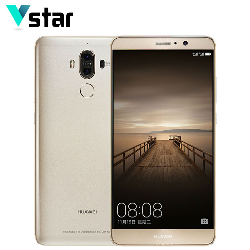 In Stock 5 9 Huawei Mate 9 Android 7 0 LeicaCamera Smart font b Phone b