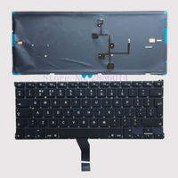 NEW UK Keyboard For Macbook Air 13 A1466 A1369 With Backlight Laptop Keyboard MD231 MD232 MC503