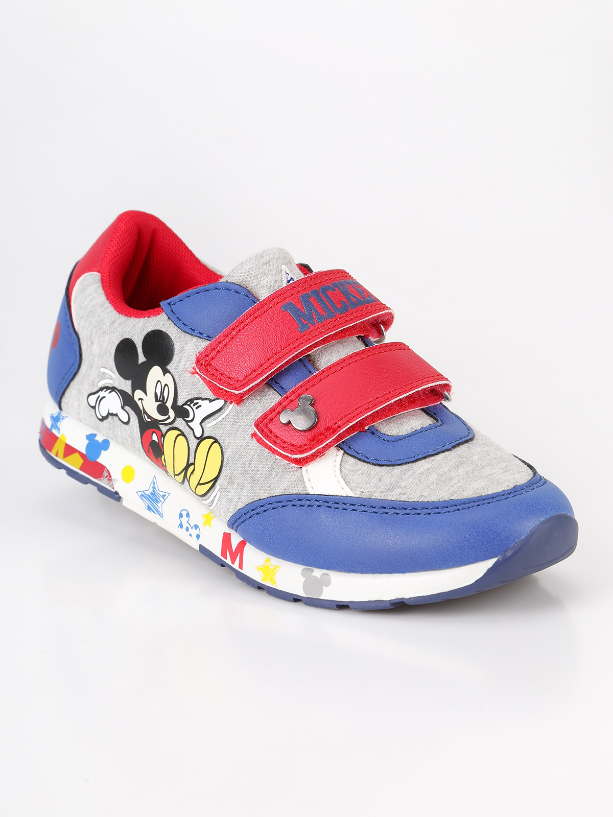 DISNEY Sneakers with tear Mickey Mouse